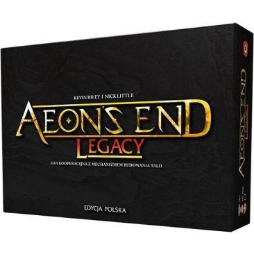 Aeon's End Legacy PL