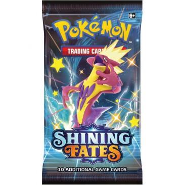 Pokemon TCG: 4,5 Shining Fates Booster