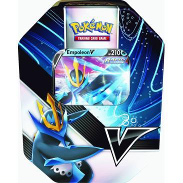 Pokemon TCG: 2021 Summer V Tin Empoleon V
