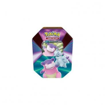 Pokemon TCG: 2021 Spring Tin: Galarian Slowbro V