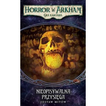 Nieopisywalna Przysięga - Horror w Arkham LCG