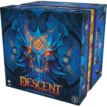 Descent: Legendy Mroku (Rebel)