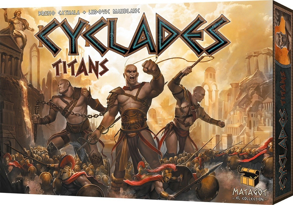 Cyklady: Tytani