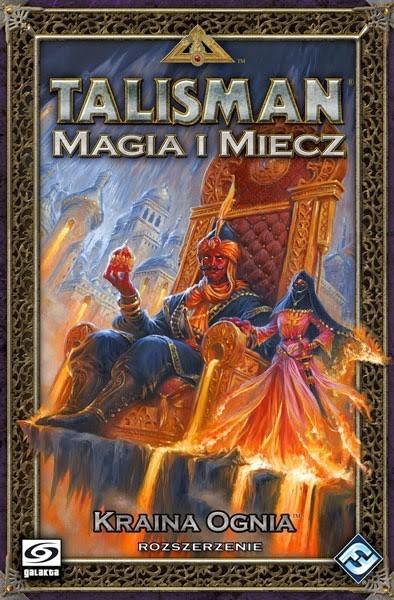 Talisman: Magia i Miecz - Kraina Ognia