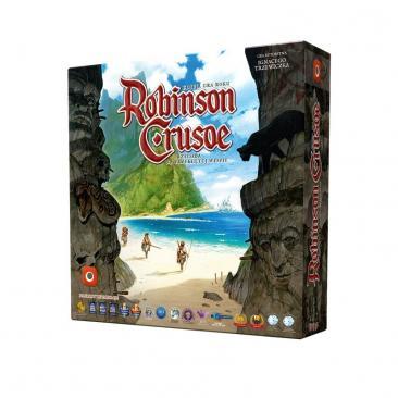 Robinson Crusoe - Przygoda na Przeklętej Wyspie EDYCJA GRA ROKU