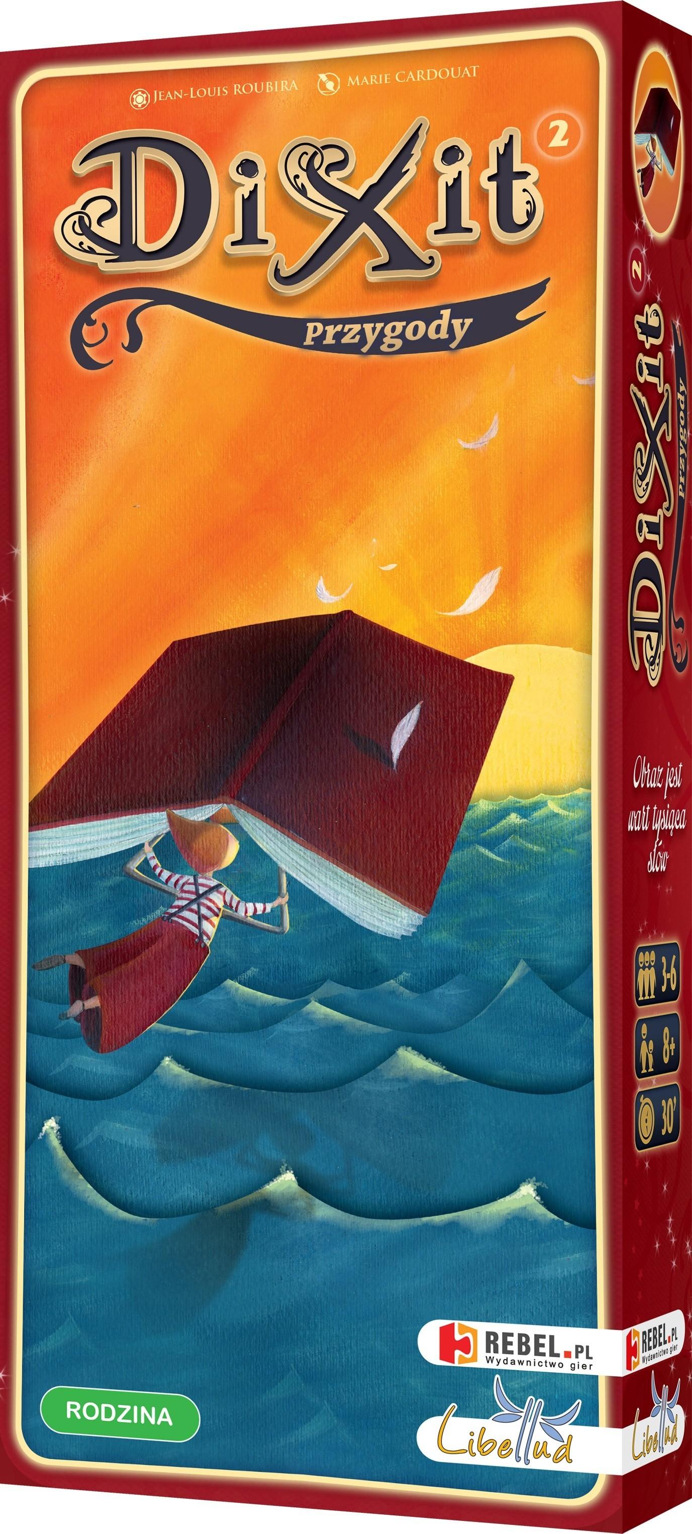 Dixit 2: Przygody - Nowa edycja 2014