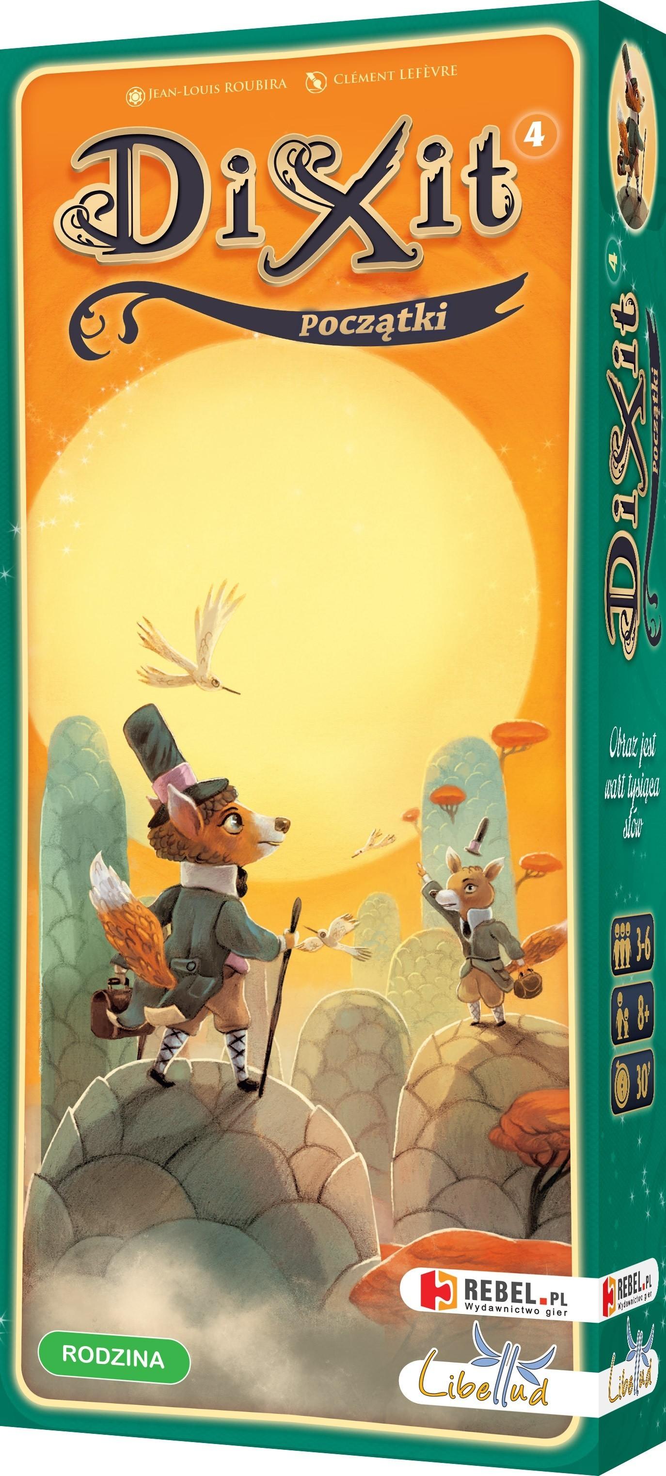 Dixit 4: Początki Nowa edycja 2014