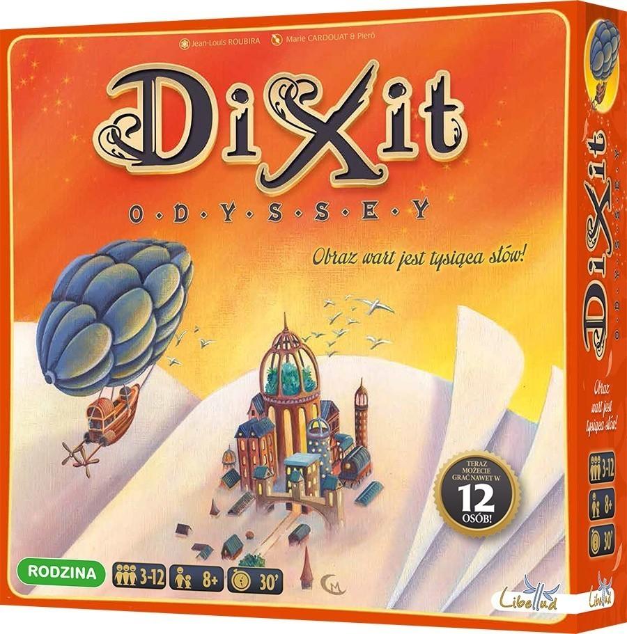 Dixit Odyssey + Dixit 4: Początki